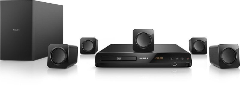 PHILIPS Home Media System HTB3524
