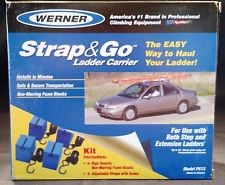 WERNER LADDER Miscellaneous Tool STRAP GO LADDER CARRIER