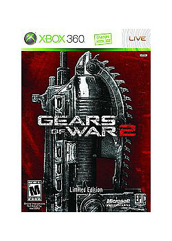 MICROSOFT Microsoft XBOX 360 Game GEARS OF WAR 2 LIMITED EDITION - XBOX 360