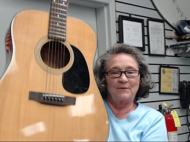 SIGMA Acoustic Guitar DM-18
