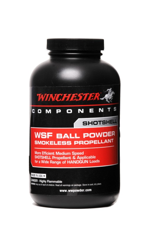 WINCHESTER Ammunition WSF BALL POWDER SMOKELESS PROPELLANT