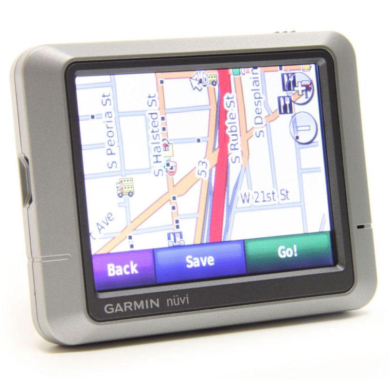 GARMIN GPS System NUVI 200