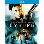 BLU-RAY MOVIE Blu-Ray CYBORG
