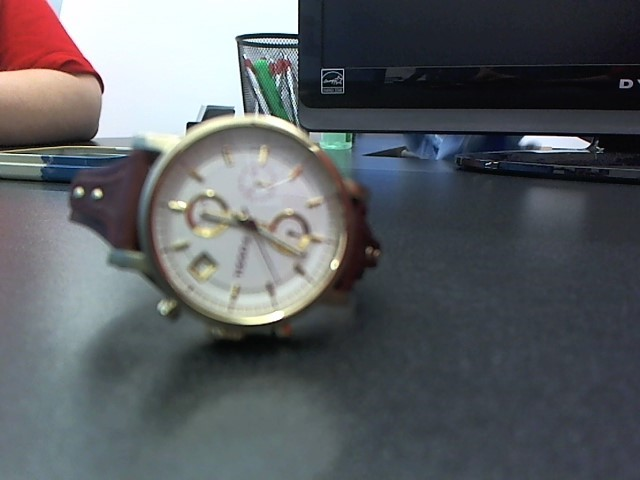 FOSSIL Lady's Wristwatch ES3841