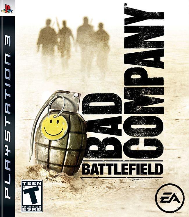 SONY Sony PlayStation 3 Game BAD COMPANY BATTLEFIELD