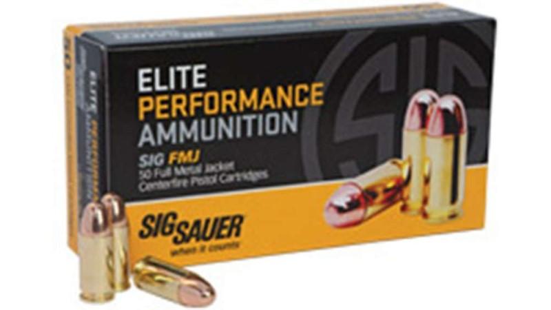 SIG SAUER Ammunition 38SPL