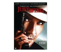 DVD BOX SET DVD JUSTIFIED COMPLETE SECOND SEASON