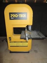 PRO TECH BENCHTOP BANDSAW 3203