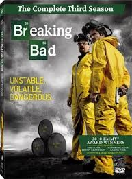 DVD BOX SET DVD BREAKING BAD SEASON 3