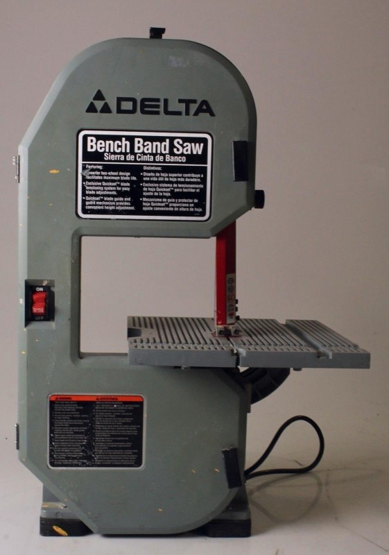 DELTA CHILDREN'S PRODUCTS Cement Hand Tool BENCH BAND SAW