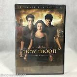 SUMMIT DVD THE TWILIGHT SAGA NEW MOON