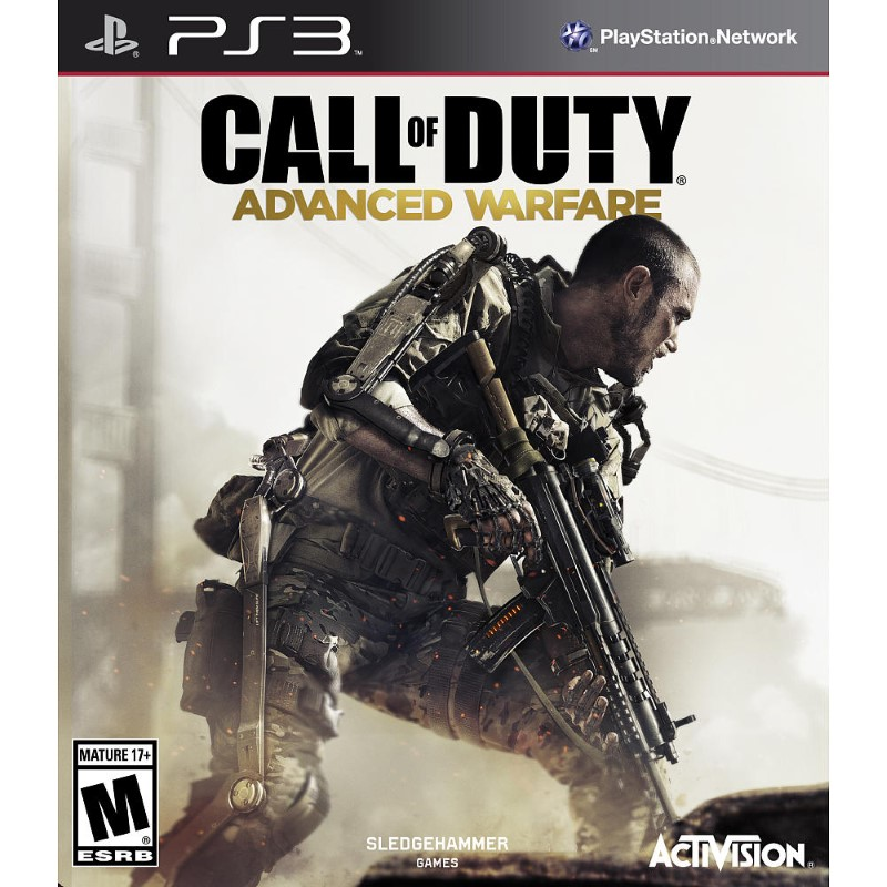 SONY Sony PlayStation 3 Game PS3 CALL OF DUTY ADVANCE