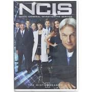 DVD BOX SET DVD NCIS SEASON 9