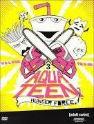 DVD MOVIE DVD AQUA TEEN HUNGER FORCE VOL 3 (2004)