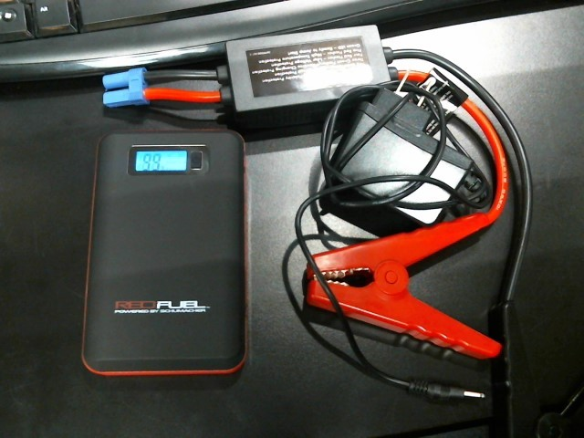 REDFUEL Battery/Charger SL65