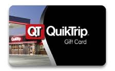QUICKTRIP Gift Cards GIFT CARD