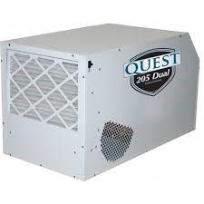 QUEST Air Purifier & Humidifier 205 DUAL