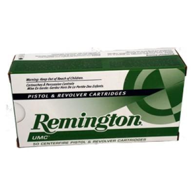 REMINGTON FIREARMS & AMMUNITION Ammunition 40 S&W 165 GR MC
