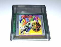 NINTENDO Vintage Game GAMEBOY ULTIMATE PAINTBALL