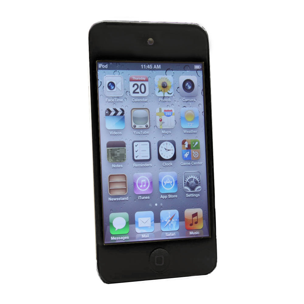 APPLE IPOD MC544LL IPOD TOUCH 4TH GEN 32GB BLACK