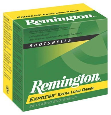 REMINGTON Ammunition EXPRESS 12GA BUCKSHOT