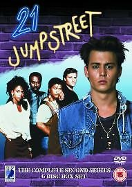 DVD BOX SET DVD 21 JUMPSTREET SEASON 2