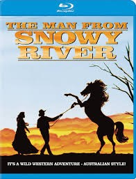 BLU-RAY THE MAN FROM SNOWY RIVER