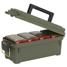 PLANO Gun Case SHOT SHELL BOX