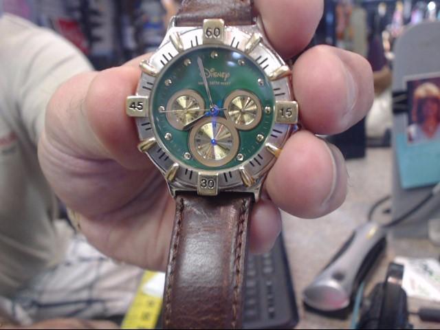 DISNEY Gent's Wristwatch TIME WORKS WATCH