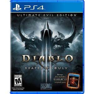 SONY Sony PlayStation 4 Game DIABLO III REAPER OF SOULS