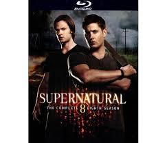Blu-Ray SUPERNATURAL THE COMPLETE EIGHTH SEASON 8