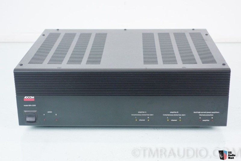 ADCOM Home Media System GFA-2535