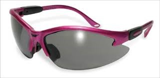 GLOBAL VISION Miscellaneous Safety Gear COUGAR PINK SM