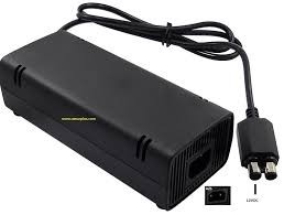 MICROSOFT Video Game Accessory CPA09-010A AC ADAPTER