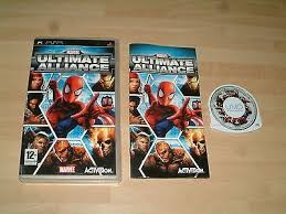 SONY Sony PSP Game MARVEL ULTIMATE ALLIANCE