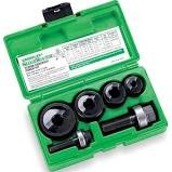 GREENLEE Miscellaneous Tool KNOCKOUT PUNCH SET