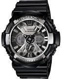 CASIO Gent's Wristwatch GA-200BW