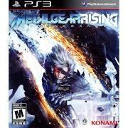 SONY Sony PlayStation 3 Game METALGEAR RISING REVENGEANCE