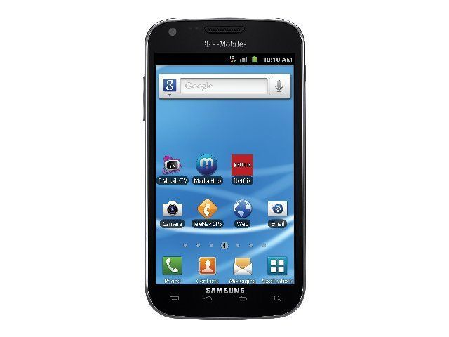 SAMSUNG Cell Phone/Smart Phone GALAXY S II SGH-T989