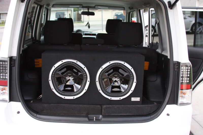 SONY Car Speakers/Speaker System XPLOD 1000W