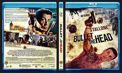BLU-RAY MOVIE Blu-Ray BULLET TO THE HEAD
