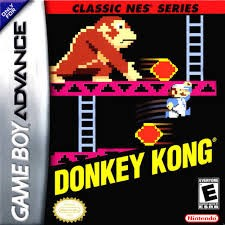 NINTENDO Nintendo GBA Game DONKEY KONG CLASSIC NES SERIES (FOR GBA)