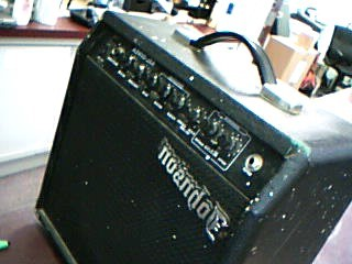 JOHNSON Electric Guitar Amp AXL-20WEA