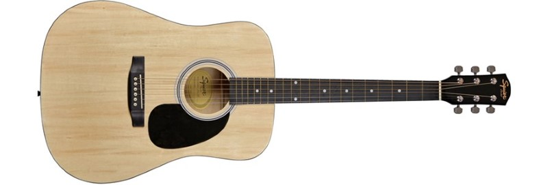FENDER Acoustic Guitar SQUIRE SA-105CE