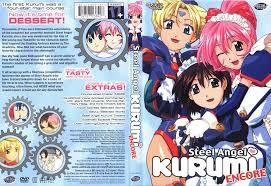 DVD MOVIE DVD STEEL ANGEL KURUMI ENCORE