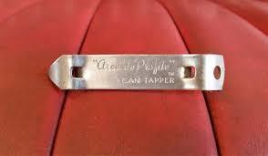 "Antique EKCO Hand Tool ""ARCUATE PROFILE"" CAN TAPPER - BOTTLE OPENER"