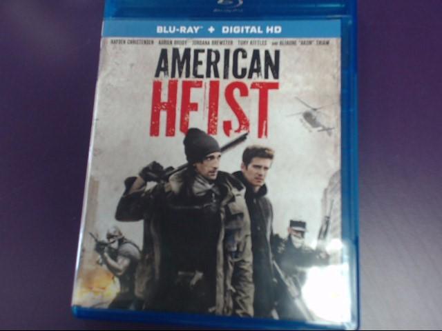 Blu-Ray AMERICAN HEIST