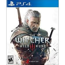 SONY Sony PlayStation 4 Game THE WITCHER WILD HUNT