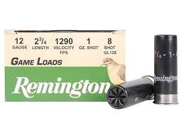 REMINGTON FIREARMS & AMMUNITION Ammunition HEAVY GAME LOADS 12GA
