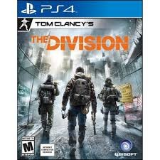 SONY Sony PlayStation 4 Game TOM CLANCYS THE DIVISION